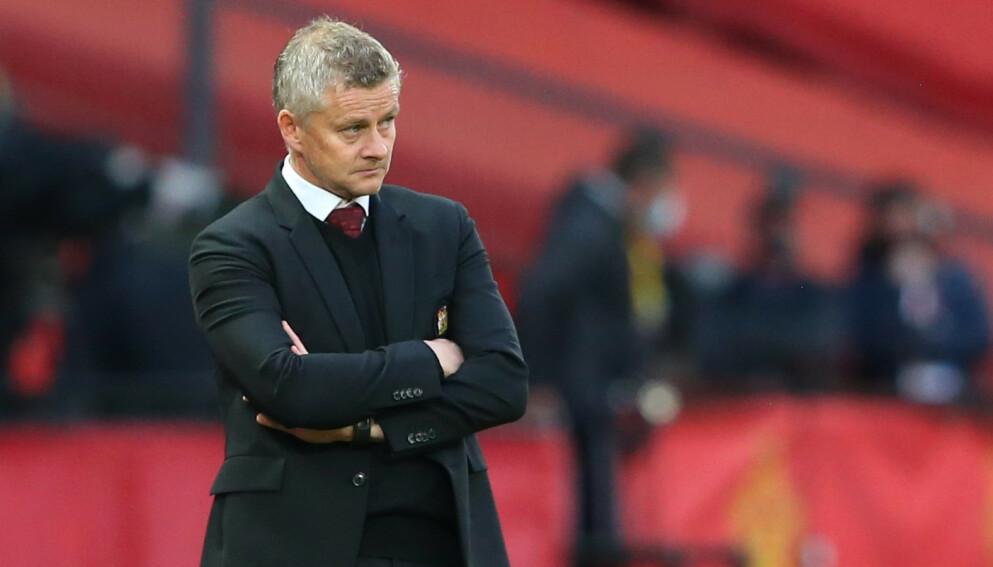 SNUDD SKUTA: Ole Gunnar Solskjær får skryt for jobben han har gjort med Manchester United. Foto: Reuters