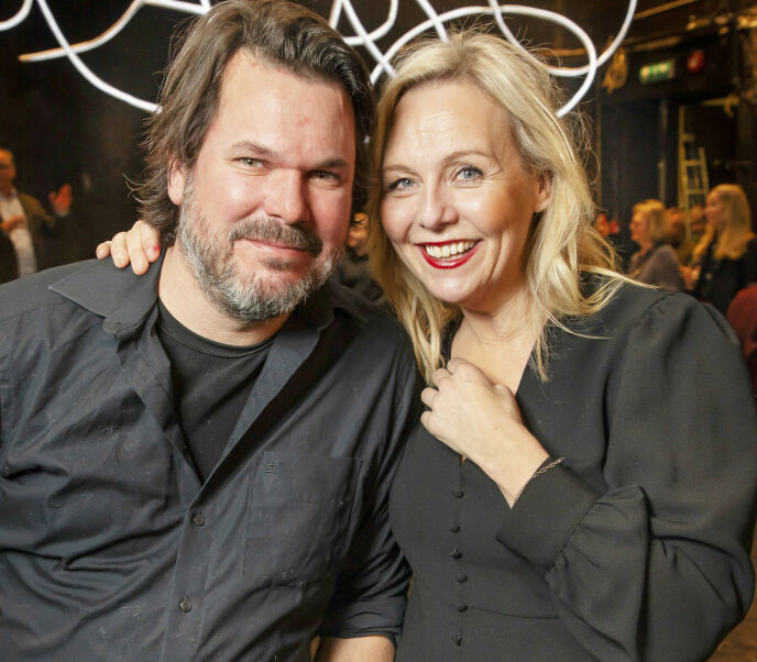 SLUTT: Etter seks år sammen er det slutt mellom Simon og Linn. Foto: Tore Skaar / Se og Hør