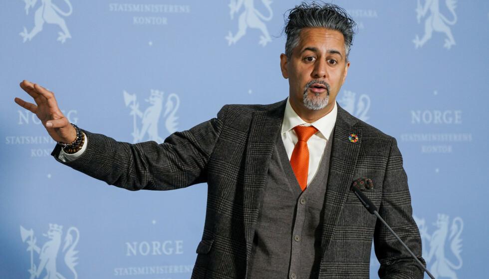 REVIDERT KULTURBUDSJETT: Kulturlivet får nye én milliard kroner i coronastøtte. Foto: Gorm Kallestad / NTB
