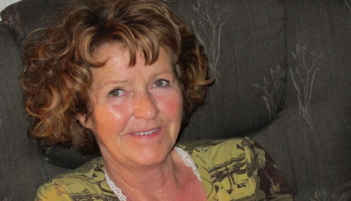 BORTE: Anne-Elisabeth Hagen har vært borte siden 31. oktober 2018. Foto: Privat