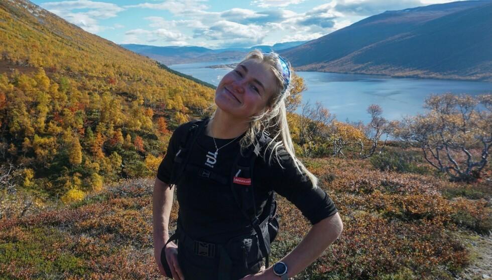 VIL SNAKKE OM MENSEN: Gina Flugstad Øistuen tror vi har et skritt å gå når det kommer til å prate om trening, jenter og mensen.
