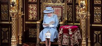 Britenes sprikende rike