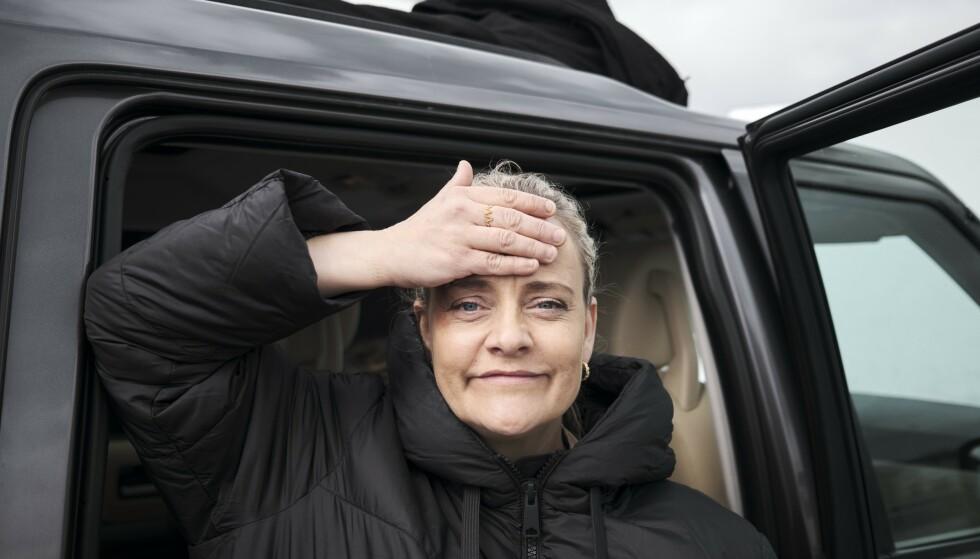 «QUEEN OF FUCKING EVERYTHING»: Henriette Steenstrup spøker om et mulig nytt kallenavn, etter den massive suksessen med «Pørni». Foto: Morten Rakke