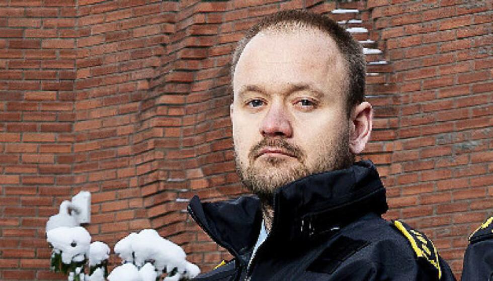 FULL ETTERFORSKNING: Påtaleansvarlig Gjermund Hanssen forsikrer om at etterforskningen pågår for fullt. Foto: John T. Pedersen / Dagbladet