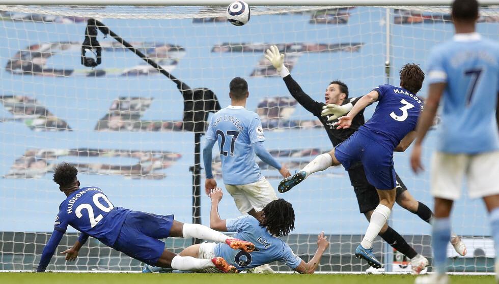 NY ARENA: Champions League-finalen mellom Manchester City og Chelsea flyttes . Foto: AP