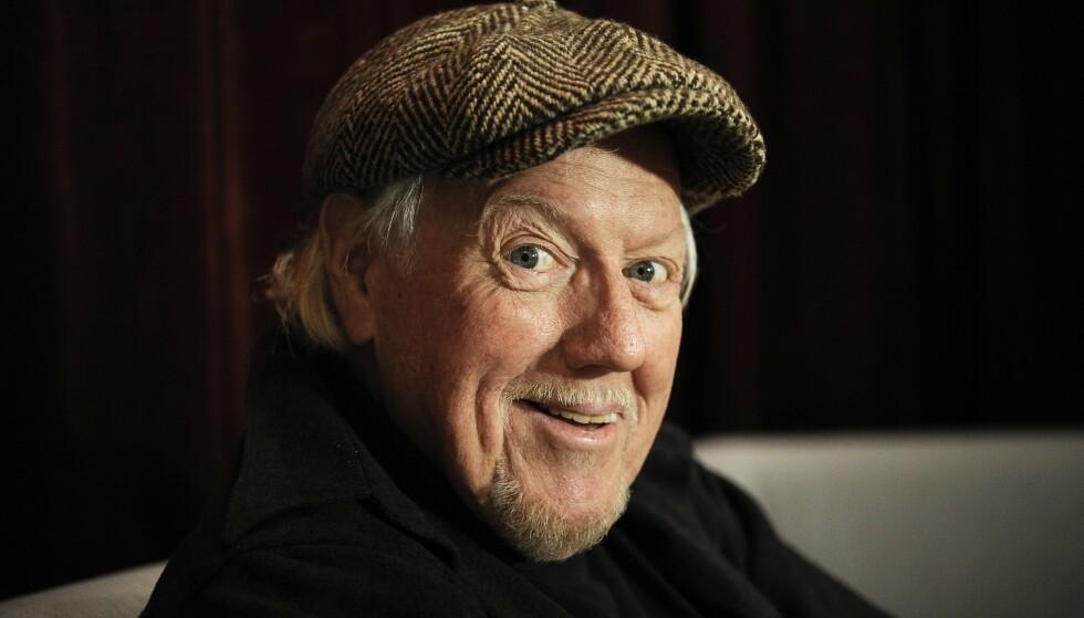 DØD: Jazzmusikeren Svante Thuresson er død, 84 år gammel. Foto: Anders Wiklund / TT Nyhetsbyrån / NTB