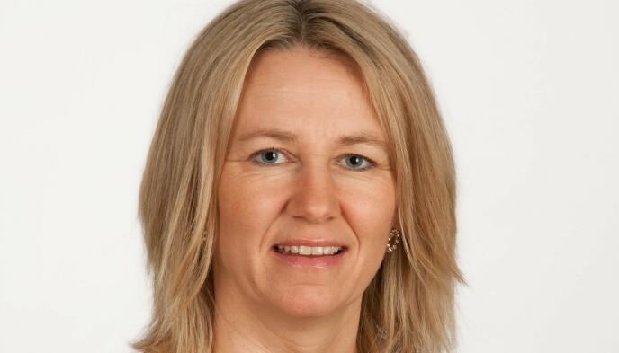 PLUTSELIG HARDT RAMMET: Ordfører Merete Myhre Moan i Tynset kommune. Foto: Anne Skjøtskift.