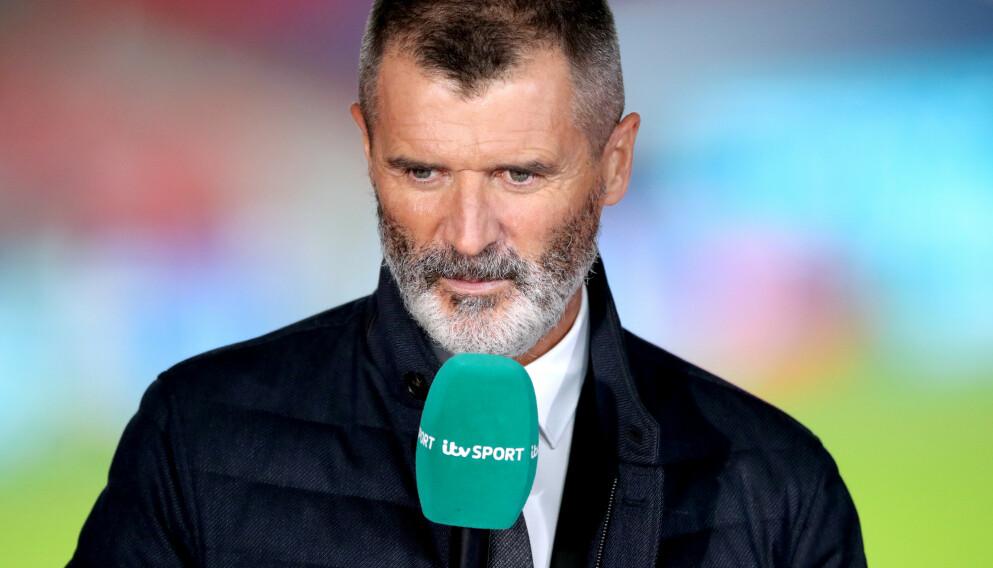 KRITISK: Roy Keane, her fra en tidligere anledning. Foto: NTB