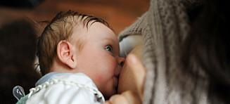 Skremmende funn i brystmelk: - Svært bekymringsverdig