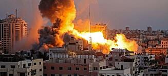- Lokket Hamas i dødsfelle