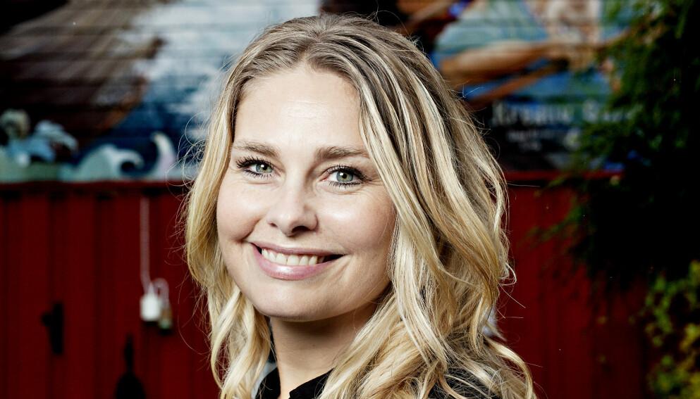SØKTE STUDIEPLASS: Elin Tvedt er nå klar for en ny retning. Foto: Anita Arntzen / Dagbladet