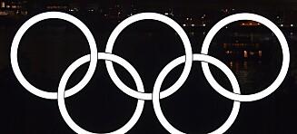 Skrekktall om OL-avlysning
