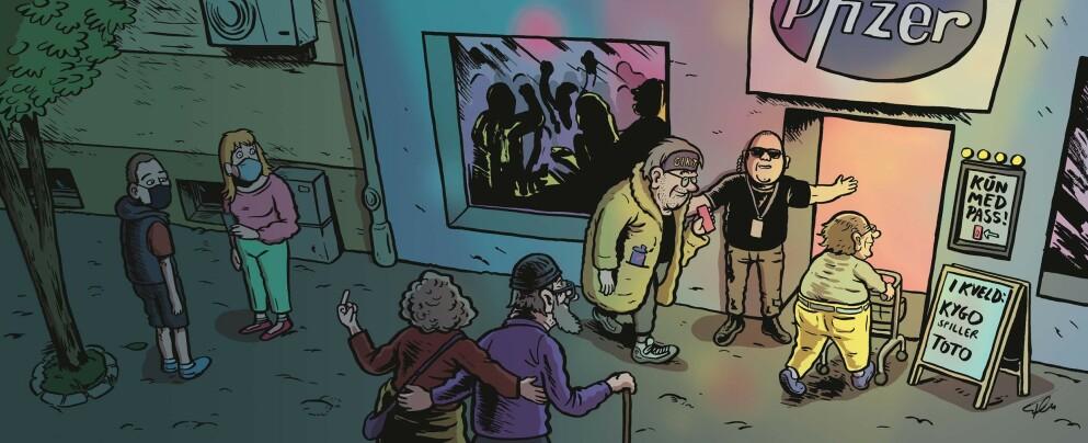 Illustrasjon: Flu Hartberg