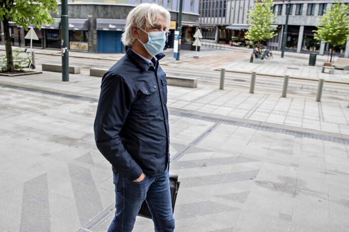 VITNE: Sportsredaktør Egil Sundvor skal vitne både for Andersen og NRK. Foto: Bjørn Langfsem / Dagbladet