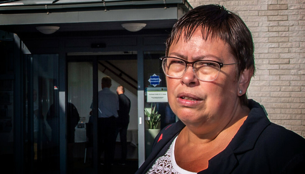 IKKE KONTROLL: Trondheim-ordfører Rita Ottervik sier til Dagbladet at de ikke har fullstendig oversikt over smitteoppblussingen i kommunen. Foto: Hans Arne Vedlog / Dagbladet