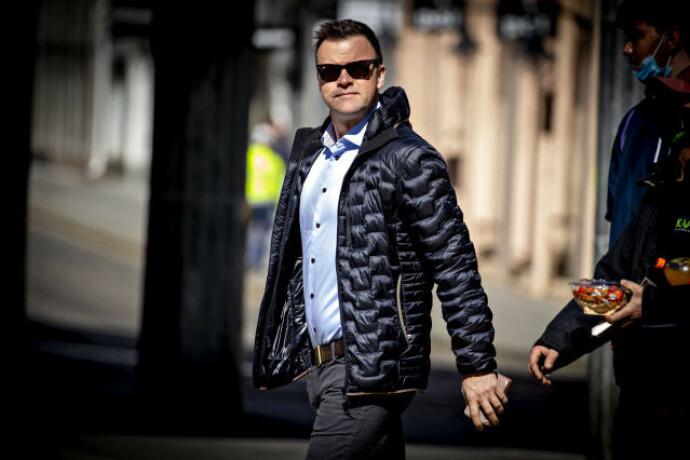 SJOKKERT: Ole Rolfsrud sier at han ble sjokkert over oppførselen til Line Andersen under det omtalte møtet. Foto: Bjørn Langsem / Dagbladet