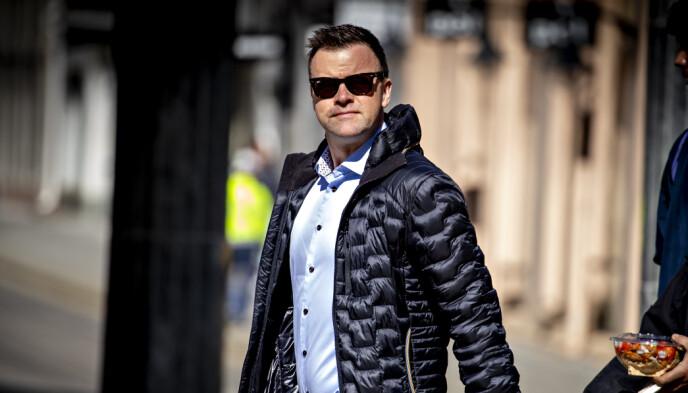 SJOKKERT: Ole Rolfsrud sa at han ble sjokkert over oppførselen til Line Andersen under det omtalte møtet. Foto: Bjørn Langsem / Dagbladet