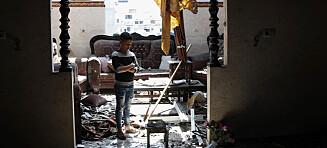 Israel hjemsøkes av egne overgrep