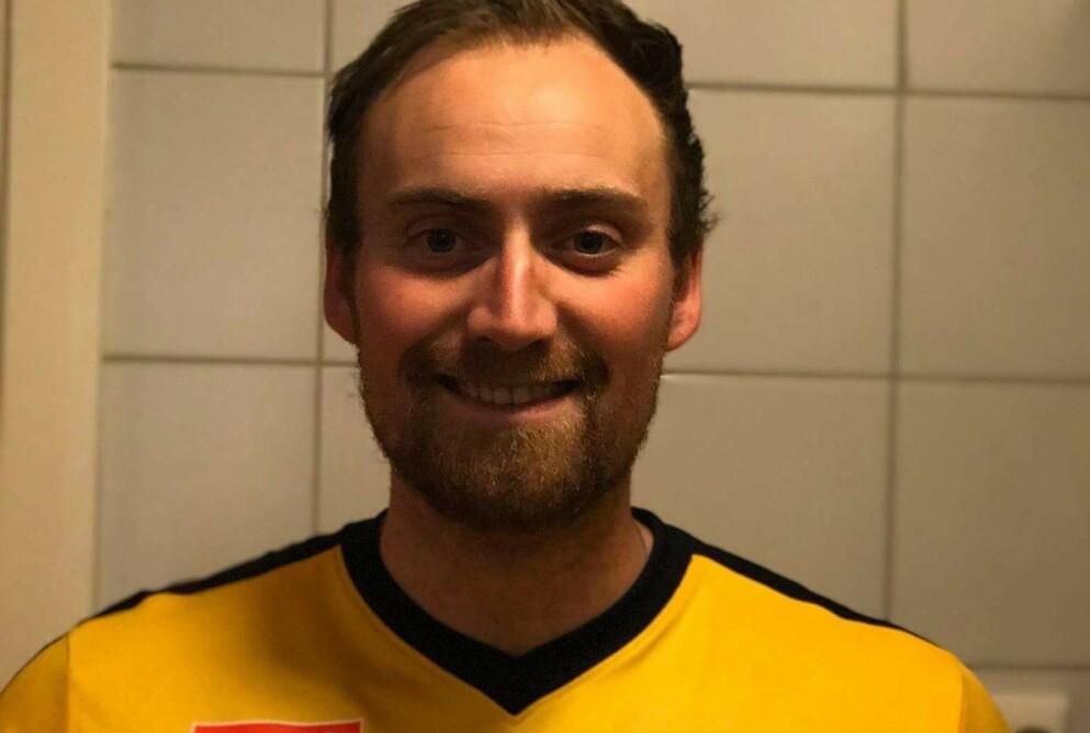 FIKK SJOKK: Dan Jøran Hafsås er svært bekymret over at breddefotballen fortsatt ikke kan åpne. Foto: Privat