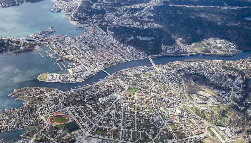 SMITTEREKORD: Det siste døgnet har Kristiansand kommune registrert 85 nye smittetilfeller. Det er ny rekord. Foto: Tor Erik Schröder / NTB