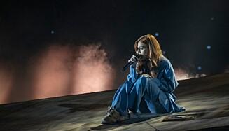 Vi anmeldte «Eurovision»-finalen låt for låt