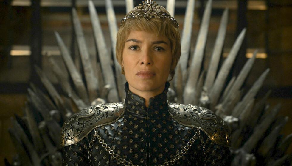 UKOMFORTABEL: Waddingham forteller Lena Heady som spiller Cercei Lannister også var ukomfortabel under innspillingen av scenen. Foto: NTB