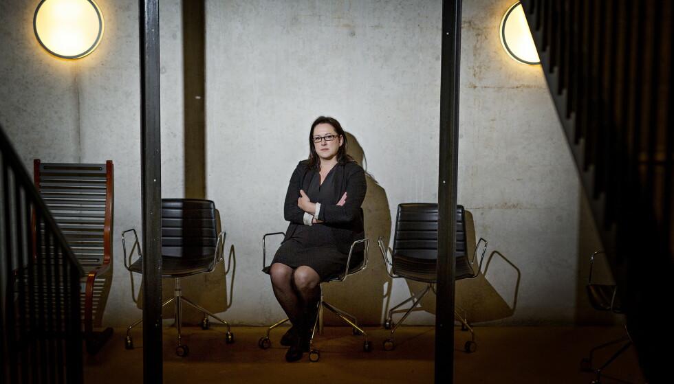NY MOTBOK: Espen Søbyes nye bok tar for seg kritikken som har kommet mot Marte Michelets bok «Hva visste hjemmefronten?». Foto: Anita Arntzen / Dagbladet