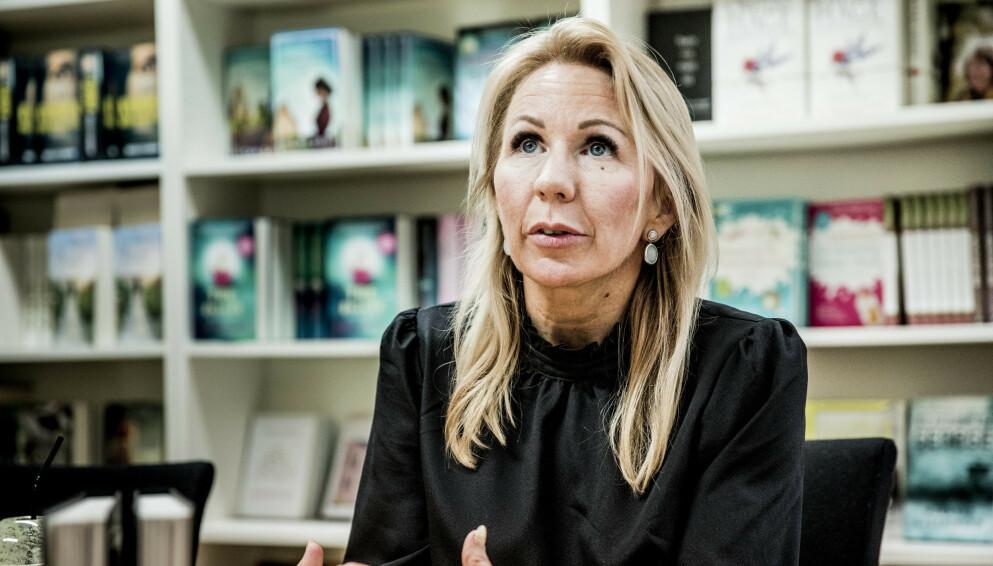 FLERE BRUDD: Skatteetaten har avdekket flere brudd etter en granskning av Anne Brith Davidsens selskap. Foto: Christian Roth Christensen / Dagbladet