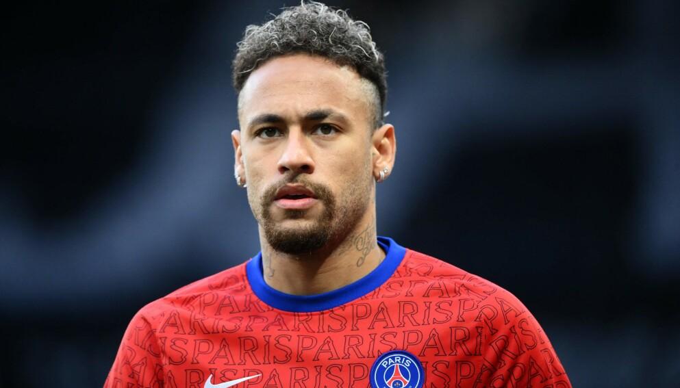 I HARDT VÆR: Neymar ble droppet av Nike etter overgrepsanklager. Foto: FRANCK FIFE / AFP.