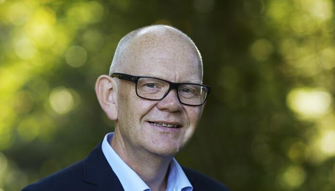 UTSOLGT: Kommunikasjonsdirektør Dag Olav Stokken forteller Dagbladet at det ikke vil komme pariseagurker tilbake i butikkene på mange uker. Foto: Orkla