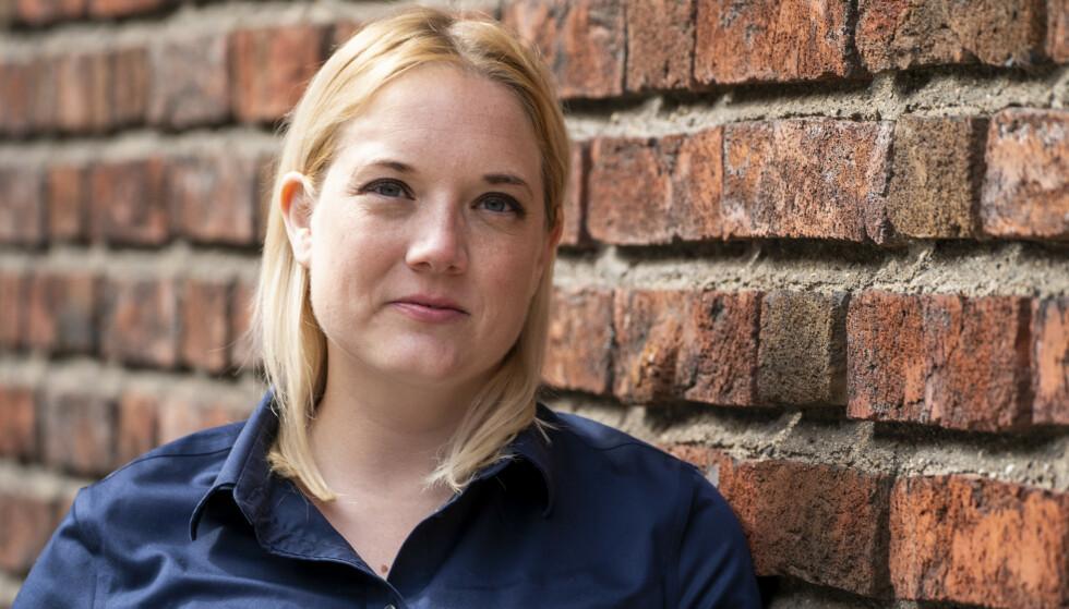 - UAKSEPTABELT: Aina Stenersen i Oslo Frp er glad for at hetsen mot Lan Marie Berg tas på alvor og at politiet vil jobbe mer forebyggende mot netthets mot folkevalgte. Foto: Terje Pedersen / NTB