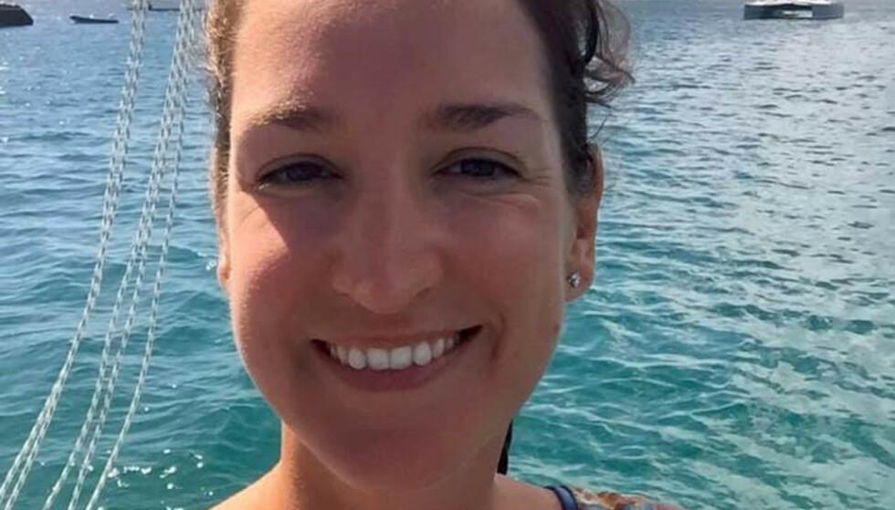 DUSØR: Heslops venner utlover en dusør på nesten 120 000 norske kroner for tips som kan føre til at politiet finner henne. Foto: Privat / findsarm.som