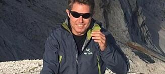Carsten smittet på Everest