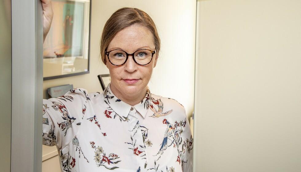 ERFAREN: Barnevernsadvokat Rikke Arnesen har stått i en rekke vanskelige saker. Denne betrakter hun som en av de verste. Foto: Hans Arne Vedlog