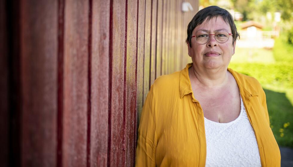 BEKYMRET: At mange med alvorlige diagnoser fortsatt står uten vaksine, bekymrer Trondheims ordfører Rita Ottervik når byen nå står midt oppi et start coronautbrudd. Foto: Hans Arne Vedlog / Dagbladet
