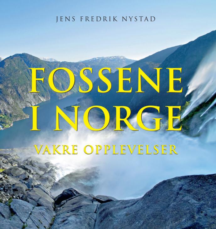 «Fossene i Norge» av Jens Fredrik Nystad, Dreyer forlag