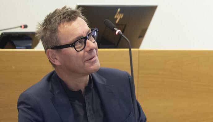SÅDDE TVIL: Psykologspesialist Pål Grøndahl mener det er tvilsomt at den tiltalte kvinnen ikke husker drapshandlingene. Foto: Berit Roald / NTB