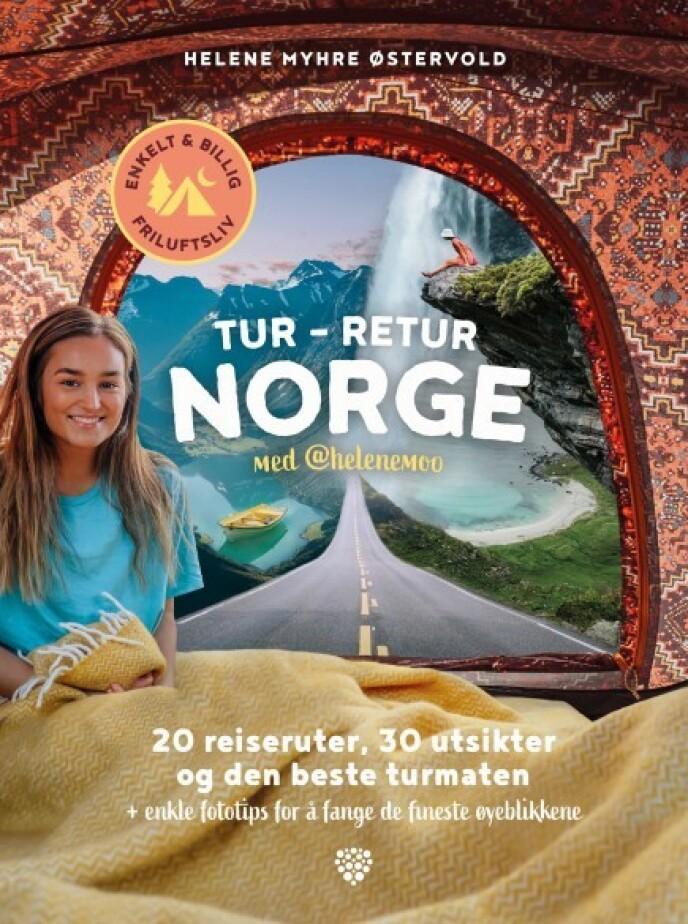 «Tur-retur Norge med @helenemoo» av Helene Myhre Østervold, Strawberry Publishing