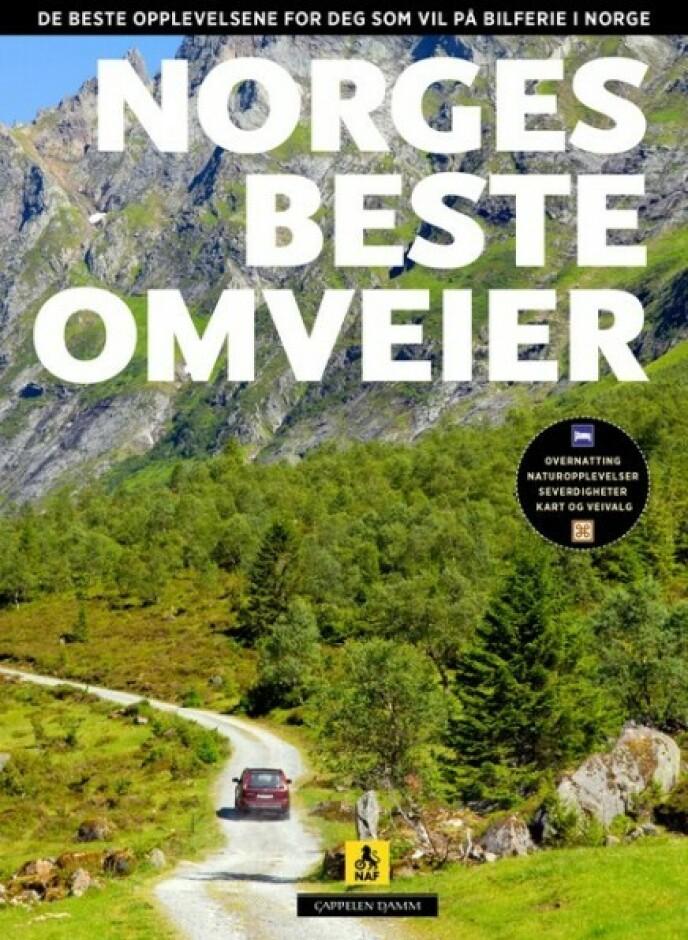 «Norges beste omveier» av Per Roger Lauritzen og Reidar Stangenes, Cappelen Damm