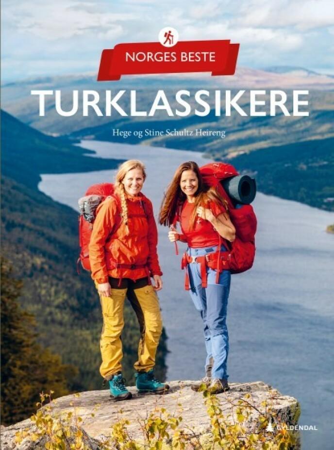 «Norges beste turklassikere» av Hege og Stine Schultz Heireng, Gyldendal