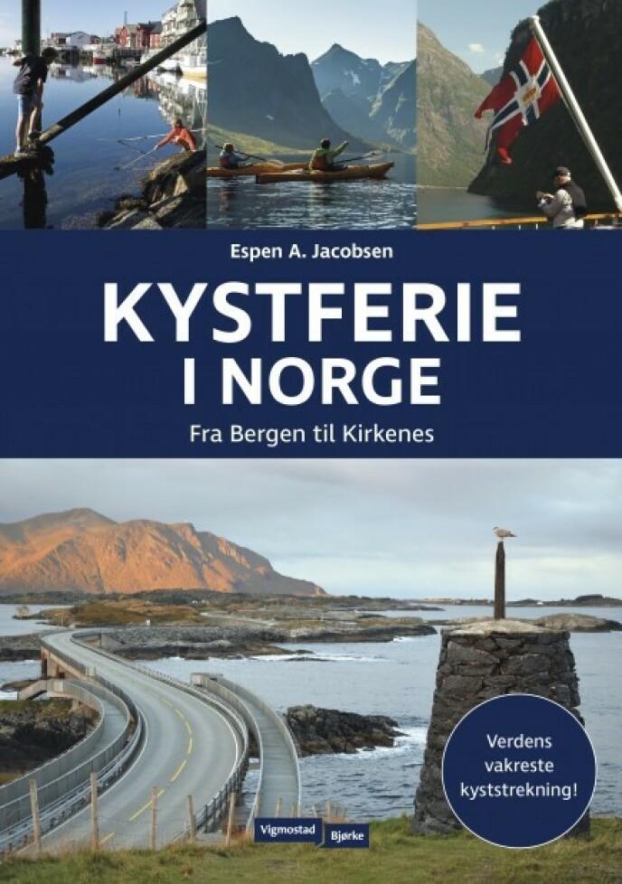 «Kystferie i Norge» av Espen A. Jacobsen, Vigmostad & Bjørke