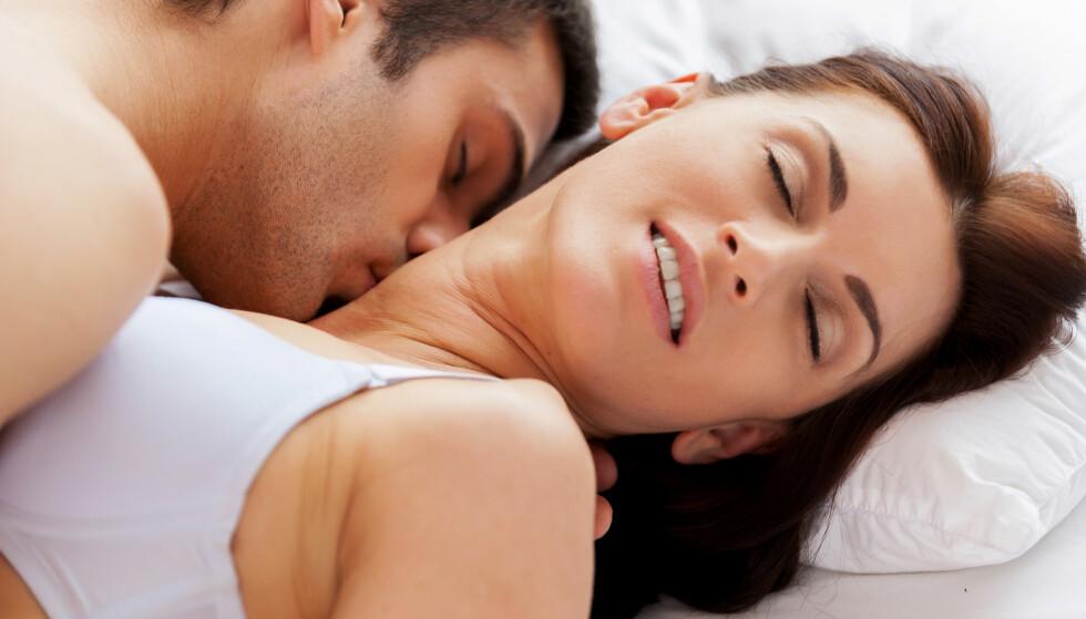 BEGJÆR TIL BESVÆR: Sexavhengighet kan skape store problemer både personlig og i et parforhold. Sexolog Siv Gamnes tar tak i det. Foto: Shutterstock/NTB