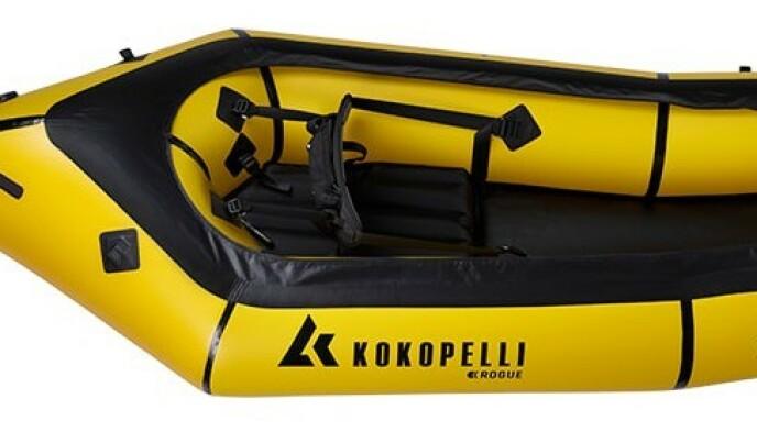 Packraft er sommerens store lansering i sportsbutikken Milslukern.