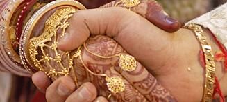 Bruden døde - lillesøstera giftet bort samme dag