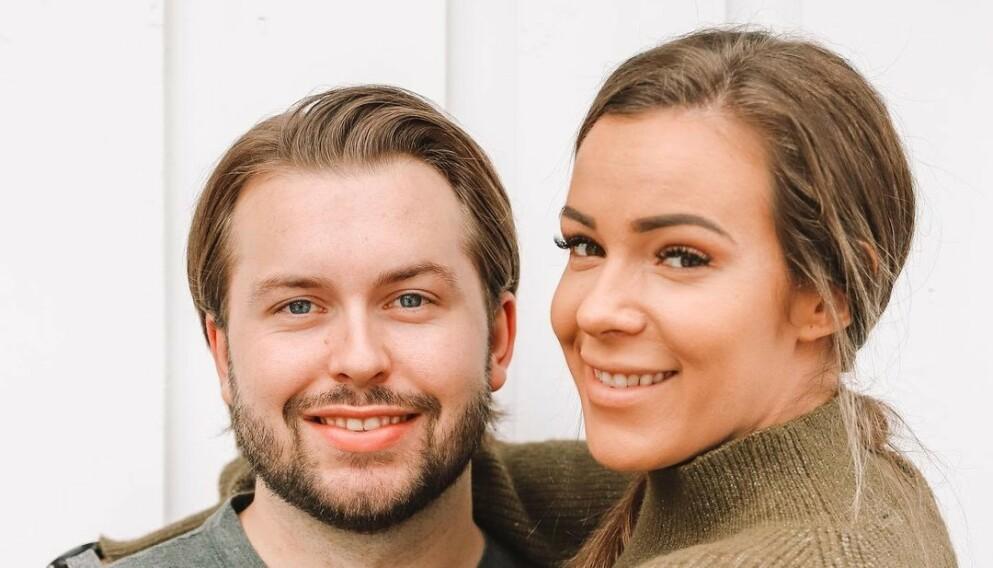 BRUDD: Influenser Sara Emilie Tandberg avslører at hun og Robin Daldorff Magnussen har gått hver til sitt. Foto: Instagram / saraaemiliee