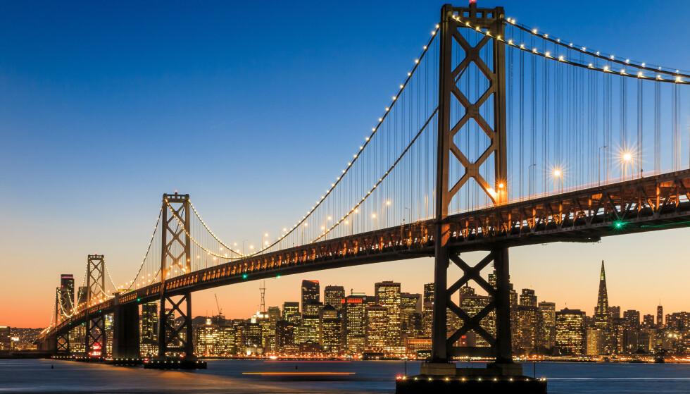 IMMUNE: San Francisco kan ha oppnådd flokkimmunitet. Foto: Shutterstock / NTB