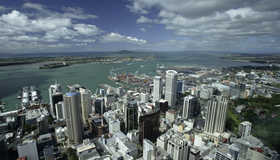 BESTE BYEN: Auckland i New Zealand har nylig vunnet prestisjefylt kåring. Foto: Juice/REX