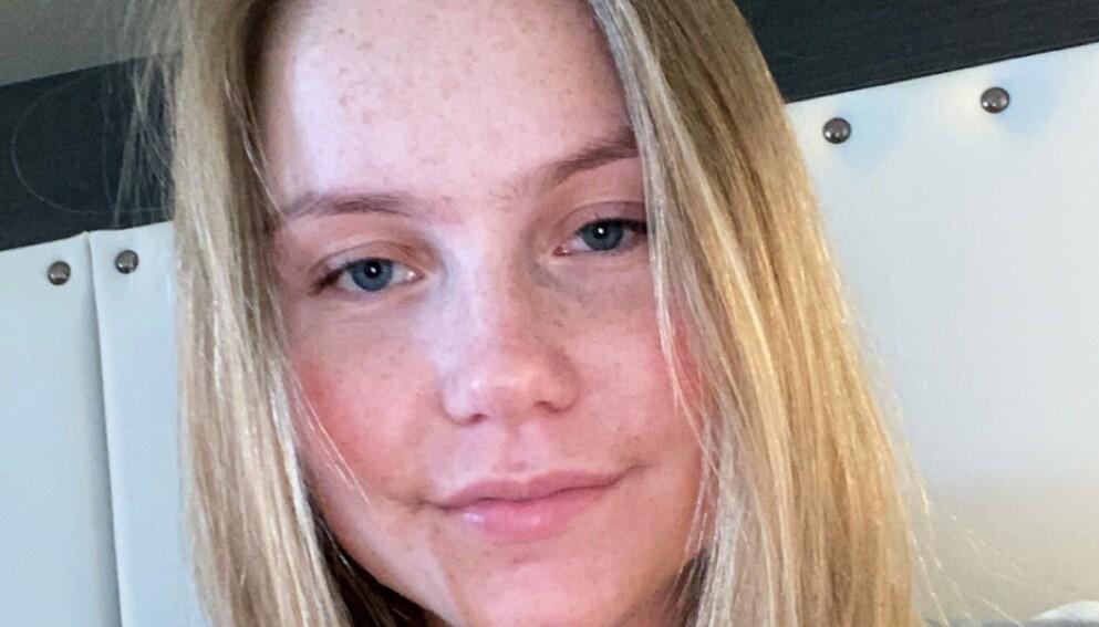 CORONAFAST PÅ KARANTENEHOTELL: Ida Furuheim, som er fullvaksinert i USA, må være på karantenehotell til neste uke. Foto: Privat