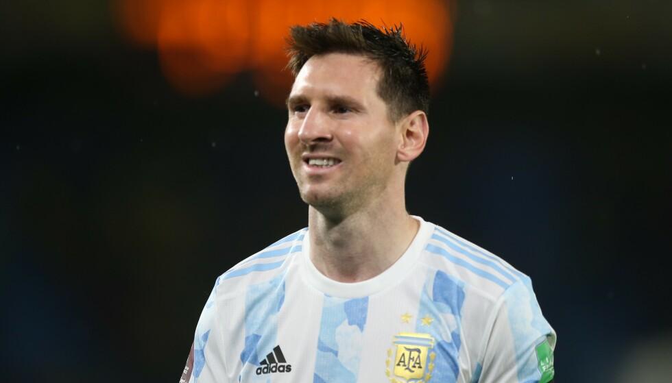 Messi har vært på det tapende laget i tre Copa América-finaler, og sist bommet han på et straffespark mot Chile i 2016. Foto: Luisa Gonzalez/Reuters