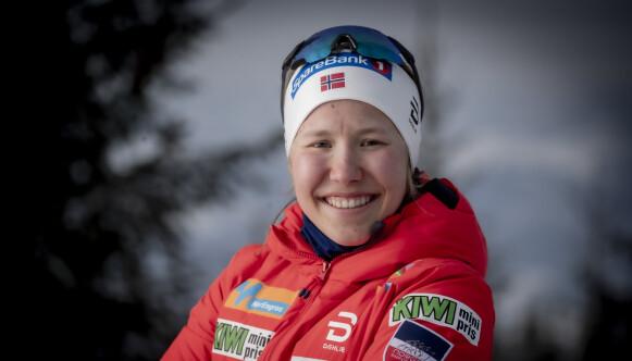 MISTER TALENTER: Helene Marie Fossesholm frykter frafall vil føre til at vi mister fremtidige langrennsstjerner. Foto: Bjørn Langsem / Dagbladet
